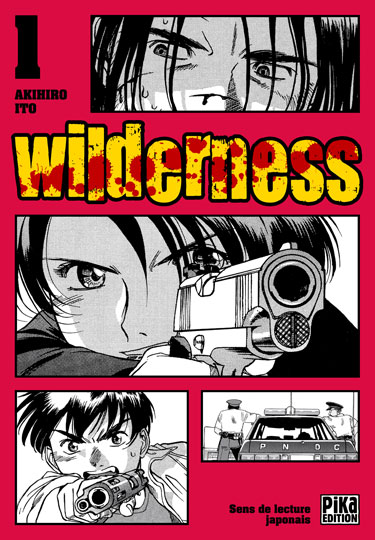 couverture wilderness tome 1
